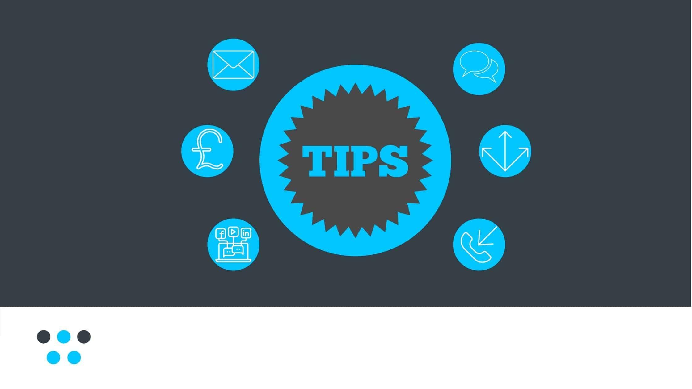 top tips business efficiency