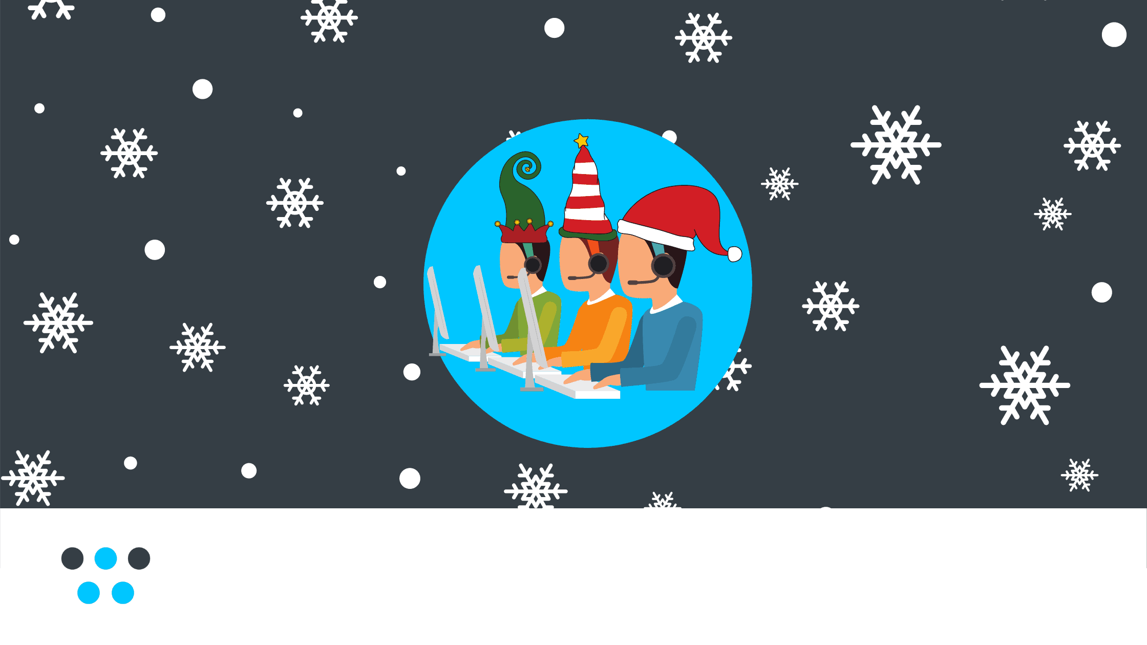 Scaling up for Christmas: Our Top Tips to Help Prepare Your Customer Services Team
