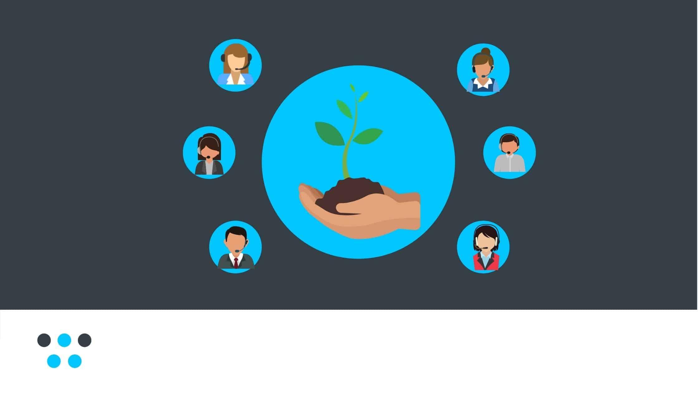 identify and nurture customer service skills