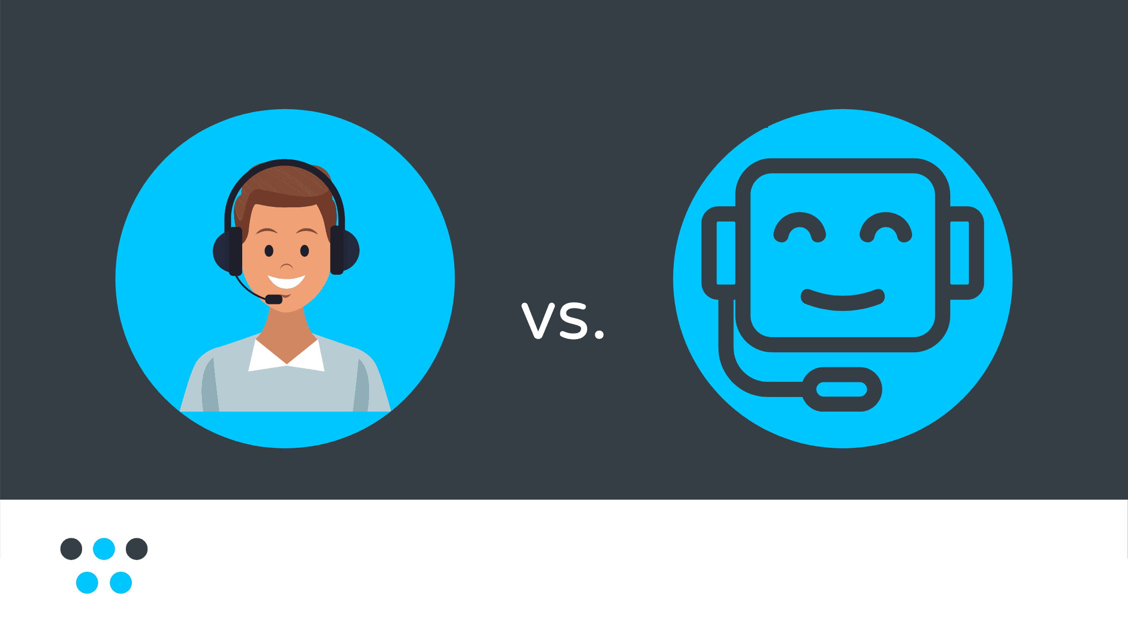 Live chat vs chatbot