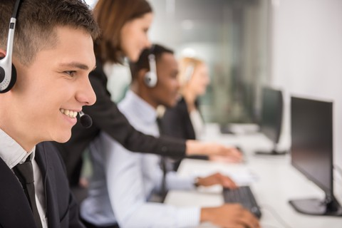 customer data outsourcing service